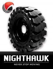 Nighthawk Dura-Flex 33x12-18 AT Quarter