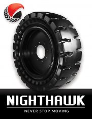 Nighthawk Dura-Flex 33x12-20 AT Quarter