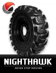 Nighthawk Dura-Flex 33x9-16 Quarter