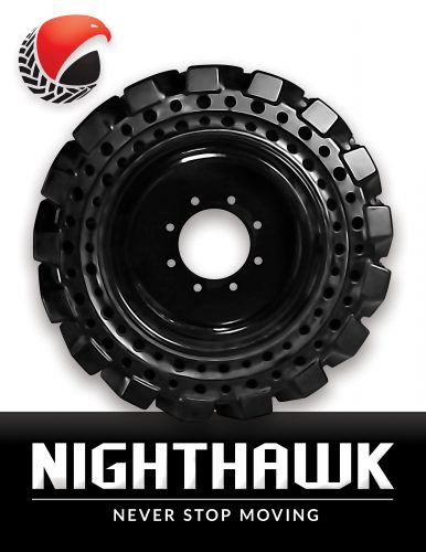 Nighthawk Dura-Flex 30×10-16 All-Purpose Side