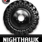 Nighthawk Dura-Flex 33×12-16 Side