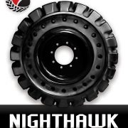 Nighthawk Dura-Flex 33×9-16 Side