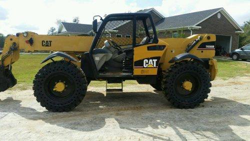 Nighthawk Dura-Flex 1300×24 Cat Telehandler 2
