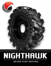 Nighthawk Dura-Flex 30x10-16 All-Purpose Quarter