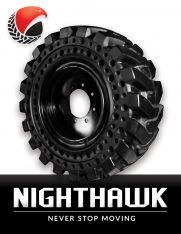 Nighthawk Dura-Flex 33x12-16 Quarter