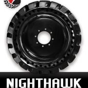 Nighthawk Dura-Flex 33×12-20 Side