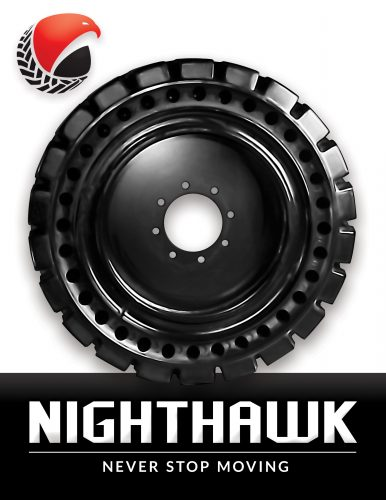Nighthawk Dura-Flex 33×12-20 AT SIde